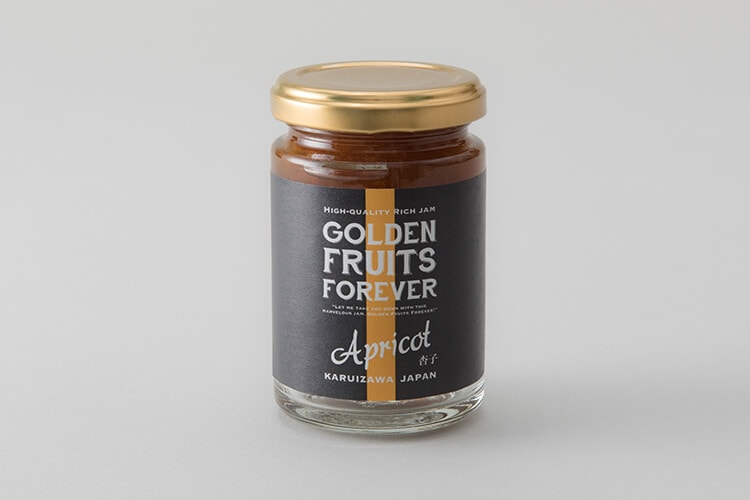 GOLDEN FRUITS FOREVER JAMのデザイン