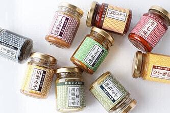 酢重正之商店 薬味のパッケージデザイン